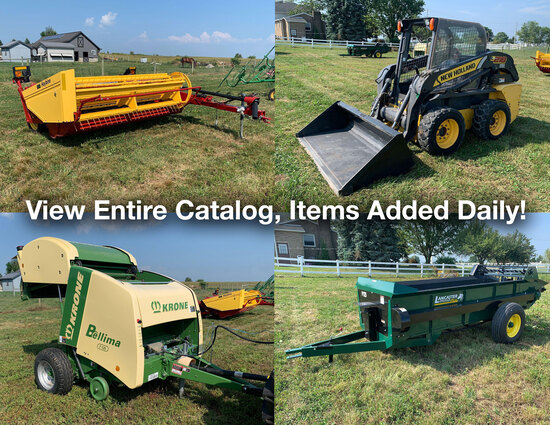 Quality Farm Equipment - 16351 - Peter