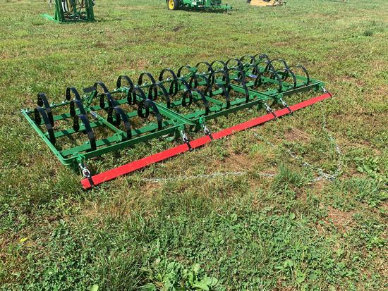 Pioneer 12 Ft Spring Harrow