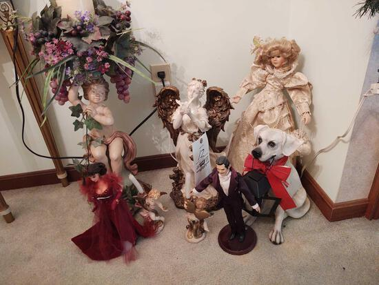 Dolls, Gone With The Wind Dolls & Figerines