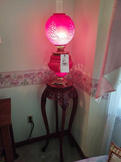 Banquet Lamp & Stand