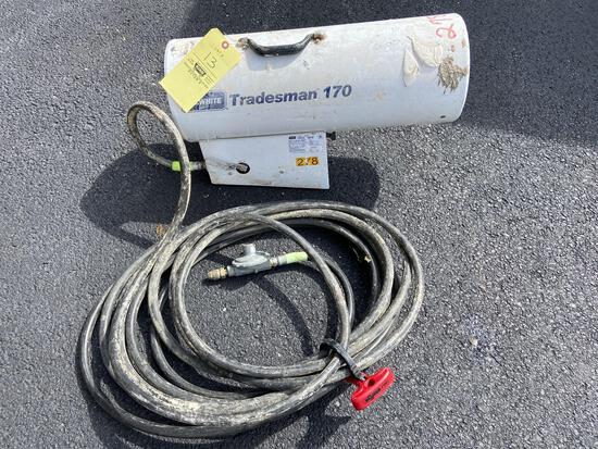 L.B. White Tradesman 170