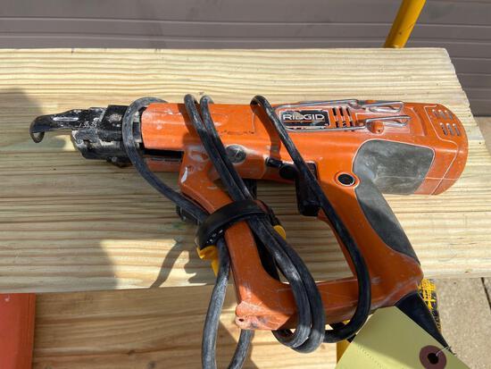 Ridgid Drywall Screwgun