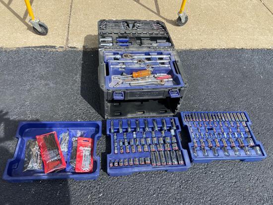 Kobalt Tool Set