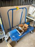 Drywall Cart, Drywall and Supplies