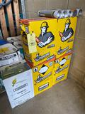 (5) Boxes of Titebond Drywall Adhesive