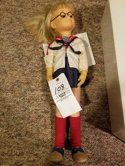 Charming Chatty 1962 doll by Mattel