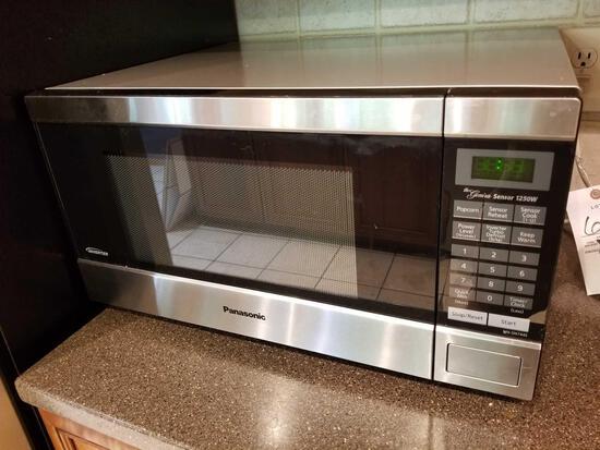 Panasonic SS microwave