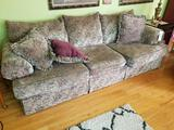 3-cushion sofa