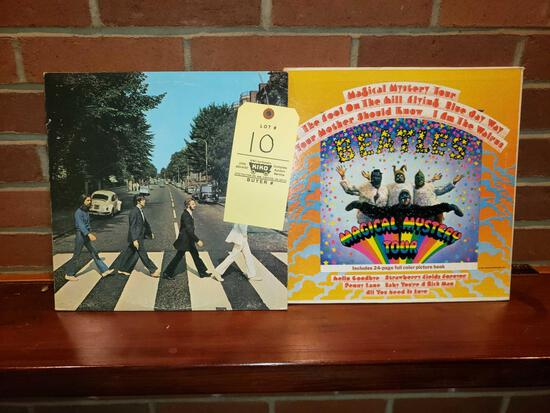 Beatles Record Albums