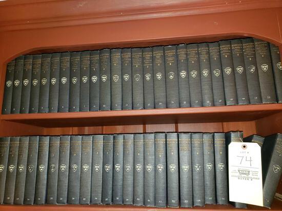 Harvard Classics Set