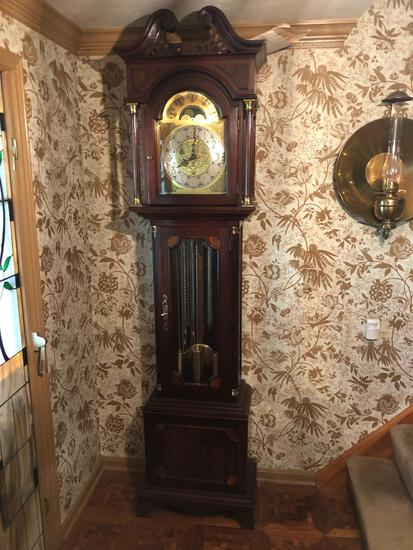 Ethan Allen Limited Edition Grandfather Clock