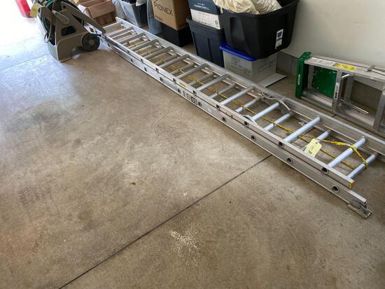 24' Cuprum Extension Ladder