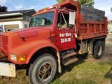 1992 International 4900 Dump Truck