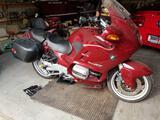 1997 BMW R1100 RT motorcycle, 21,580 actual miles, runs