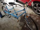 Schwinn tandem bicycle