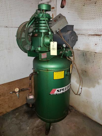 Speedaire Industrial Duty Air Compressor