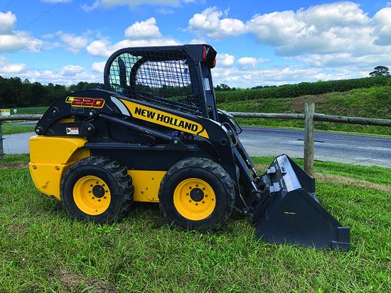 Tractors - Skid Loaders - Farm Equip Randall 16313