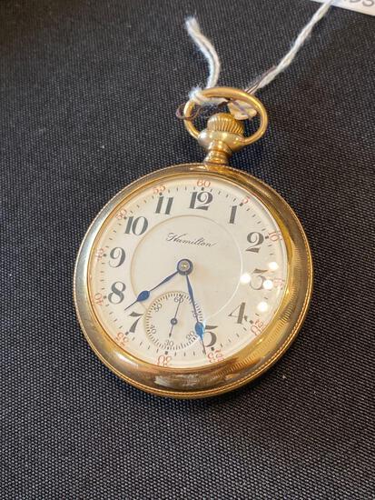 Hamilton watch co. 940 - 21 jewels
