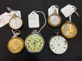 Misc. pocket watches