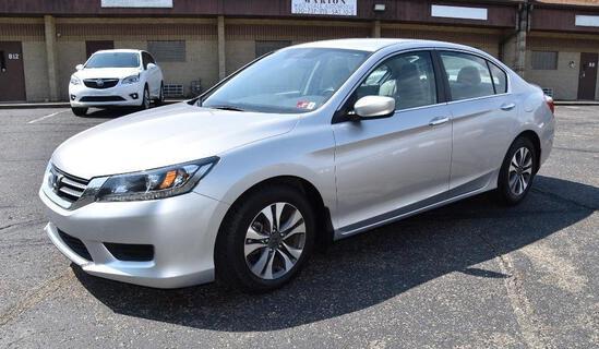2013 Honda Accord LX 4-door Sedan
