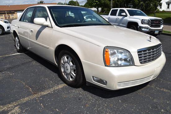 2003 Cadillac Sedan Deville