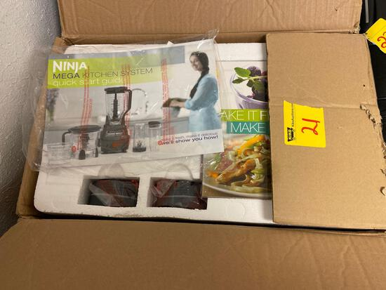 NIB Ninja Professional Plus Kitchen System