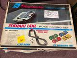 Strombecker Elkhart Lake Racing Set