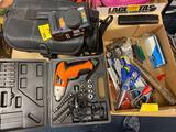 Sony Camera, Drill, Tools