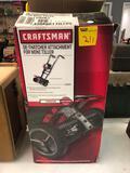 Craftsman de-thatcher attachment for mini roller