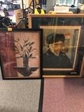 Van Gogh framed print and framed wall decor