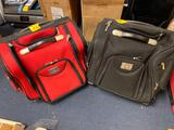 (2) LG Travel Bags