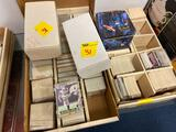 Boxes of Football Cards