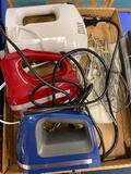 (3) Hand Mixers