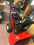 Toro power max 826 LE snow blower with electric start