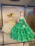 (4) Figurines Marked Bella