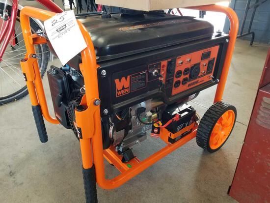 Wen 9500W generator, 420cc