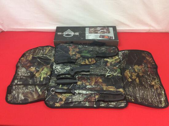 Sarge soft roll Camo Game Kit