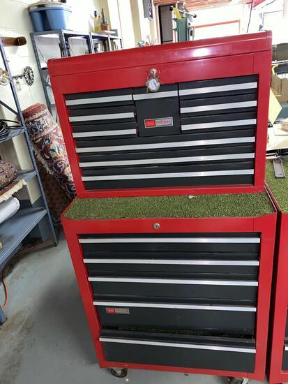 Craftsman stack tool box - empty