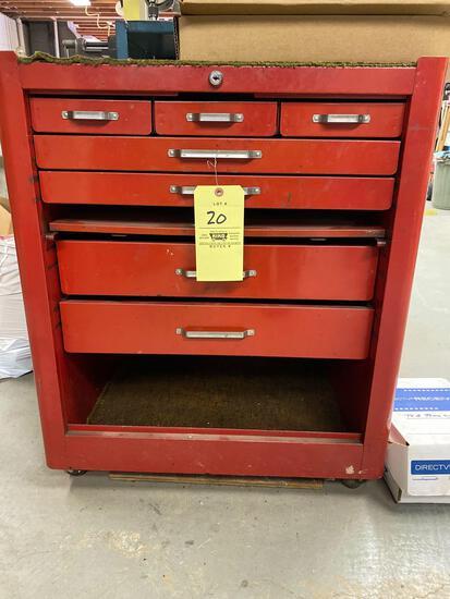 Small tool box - empty