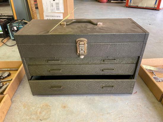 Machinist box