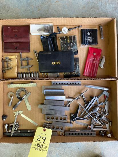 Blocking - machinist tools