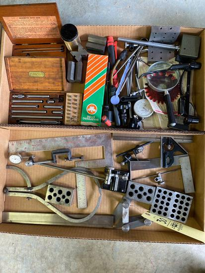 Machinist tools - micrometers -