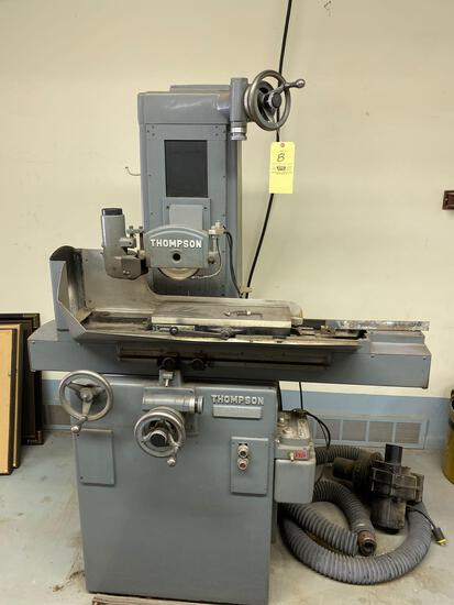Thompson series D surface grinder