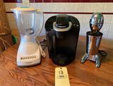Keurig coffee Maker- Blender-Drink Master