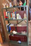 Books and Figurines