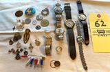 Watches - pendants