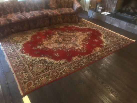 99in x 133in Oriental Roomsize Rug