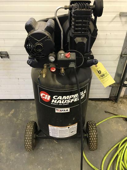 Campbell hausfeld 30 gal air compressor
