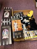 Pittsburgh Pirates and Penguins Memorabilia