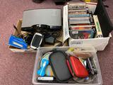Bose Speaker, Garmin, CDs, Cameras